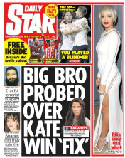 Daily Star monday