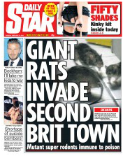 Daily Star Tuesday