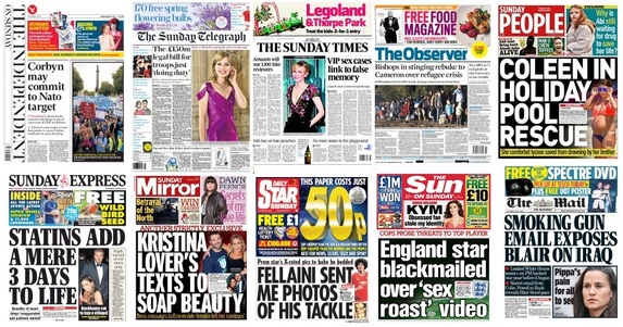 front pages 18-10-15