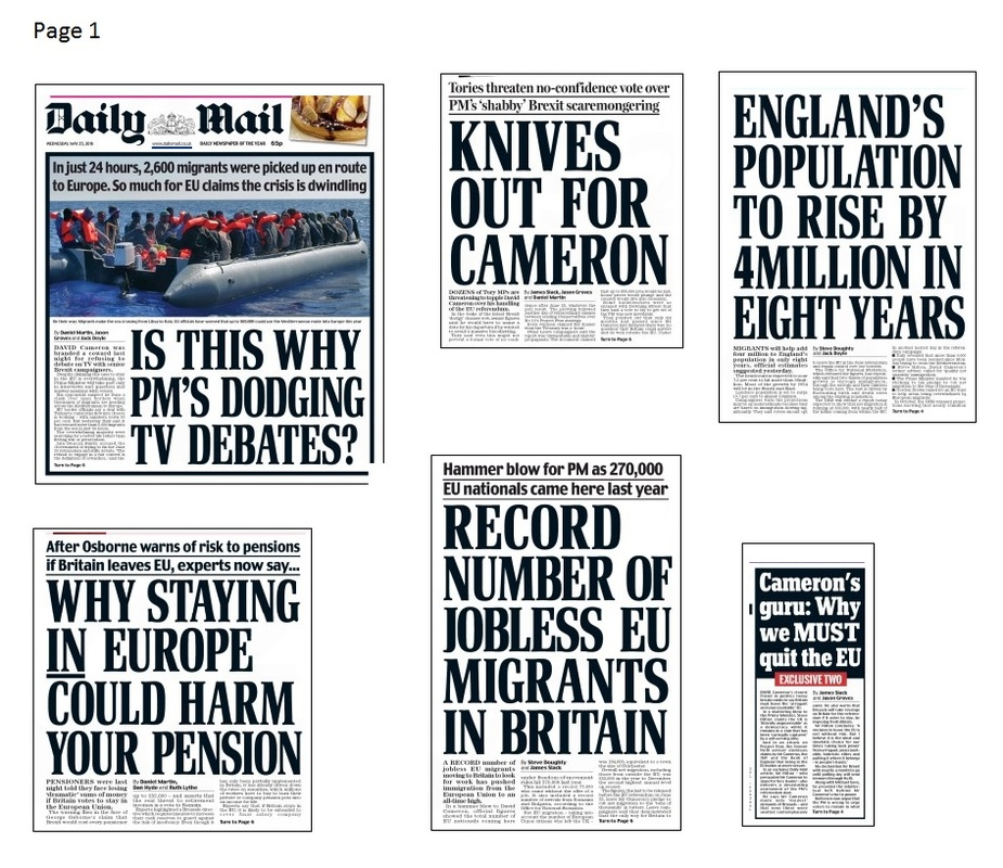 Front pages 24-28 May