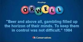 Orwell on gambling
