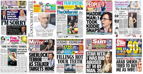 front pages 25-10-15