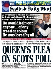 Daily Mail Scotland 15-09