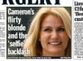 Mail - Cameron's flirty blond