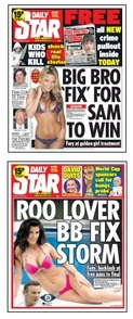 Daily Star Jan 24 and June 9