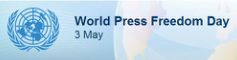 press freedom day logo