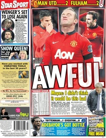 Daily Star back page 10-02-14