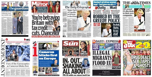 Front pages 11-11-15