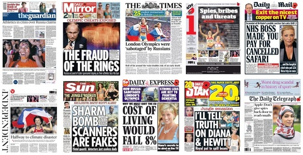 Front pages 10-11-15