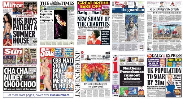 front pages 01-09-15