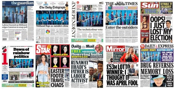 front pages 03-04-15