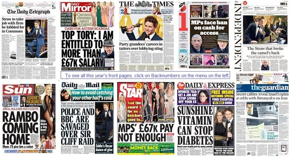 front pages 24-02-15