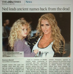 Times ipad edition. Katie Price and daughter