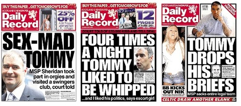 Scottish Daily Record