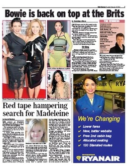 Daily Express, p7 20-02-14