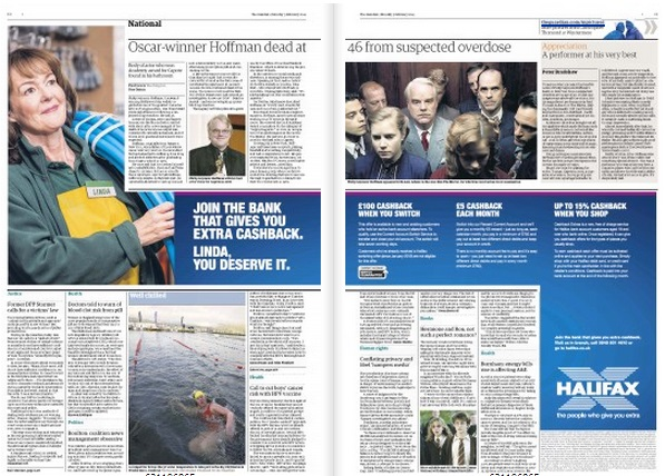 Guardian pages 10-11, 03-02-2014