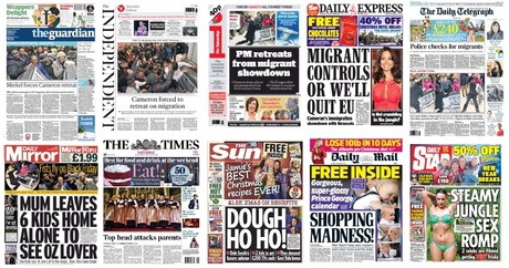front pages 29-11-14