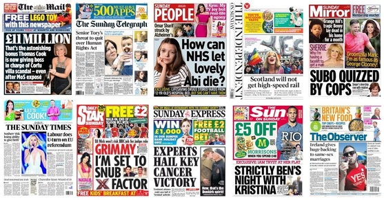 front pages 24-05-15