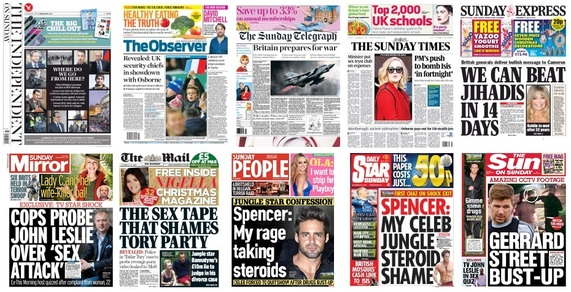 front pages 22-11-15