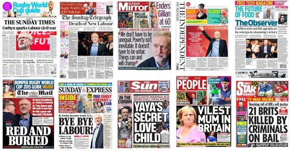 front pages 13-09-15