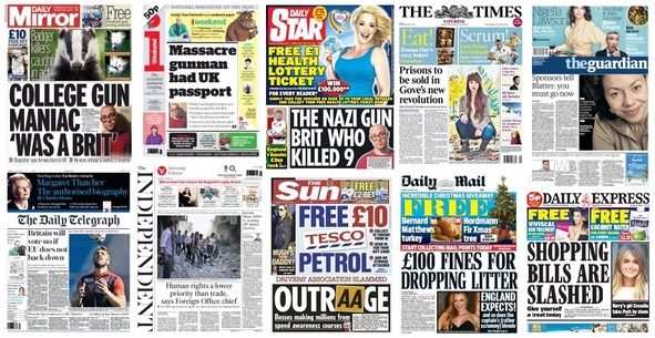 front pages 03-10-15