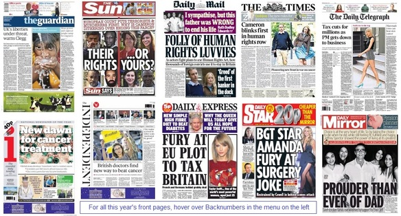 front pages 272-05-15