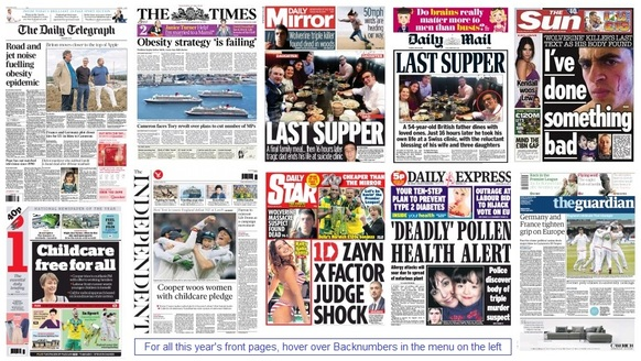 front pages 262-05-15
