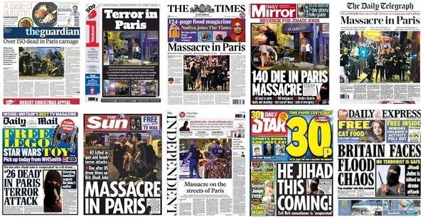 Front pages 14-11-15