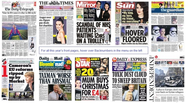Front pages 17-12-15