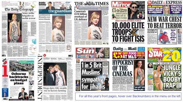 Front pages 23-11-15