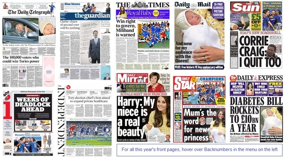 front pages 04-05-15