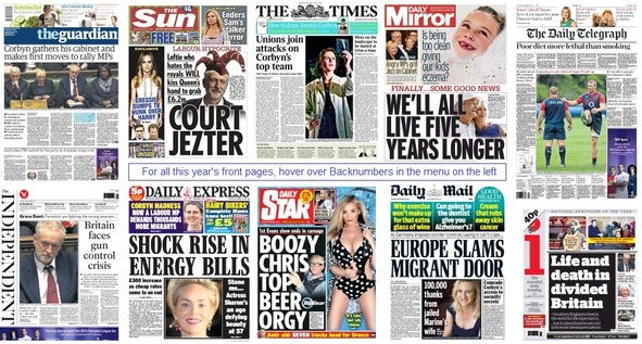 front pages 15-09-15