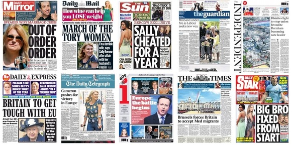 front pages 11-05-15