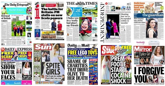 front pages 16-05-15