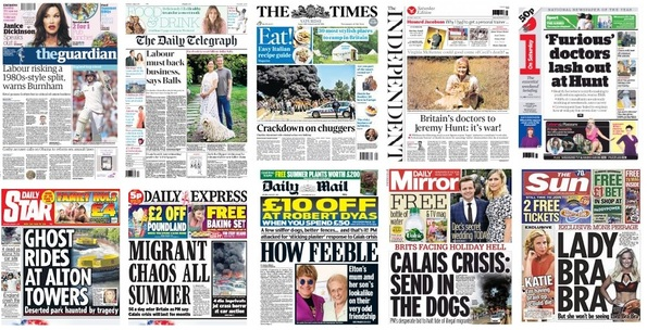 front pages 01-08-15