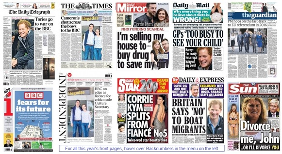 front pages 12-05-15
