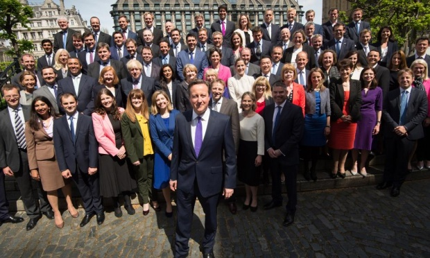 New Tory MPs